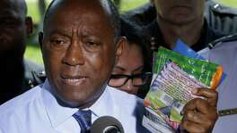 Mayor Sylvester Turner says Kush users are scaring away families from parks and taxing medical services.