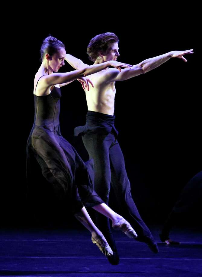 Twyla Tharp Dance's world premiere of Beethoven Opus 130 on Thursday, June 30, 2016, at Saratoga Performing Arts Center in Saratoga Springs, N.Y. (Cindy Schultz / Times Union) Photo: Cindy Schultz / Albany Times Union
