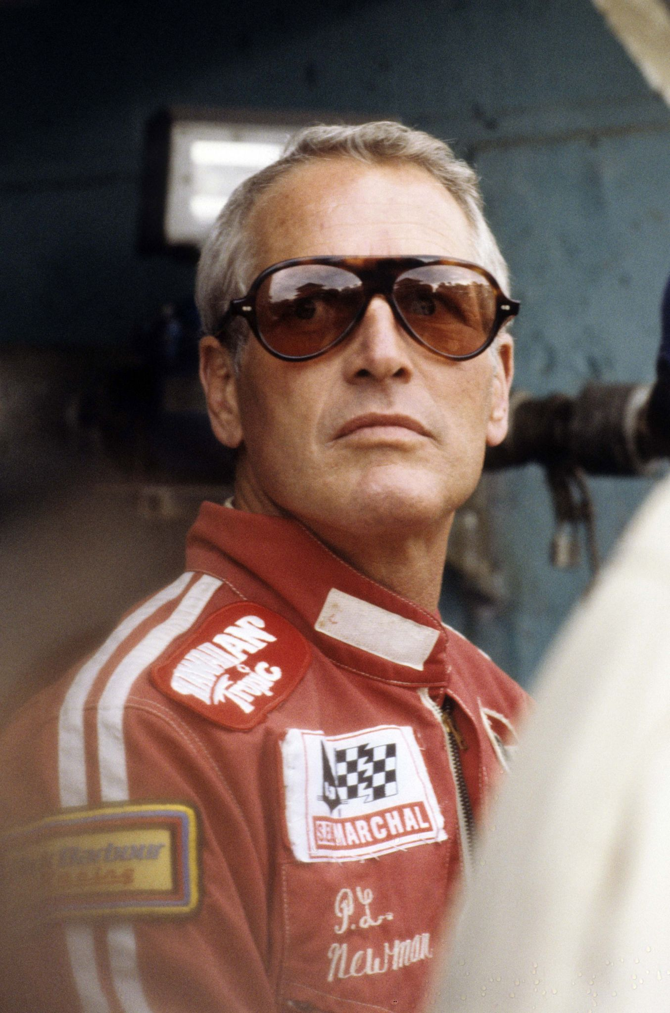 Paul Newman At Le Mans In 1979 Connecticut Post
