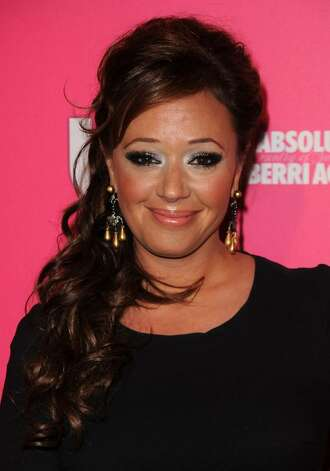 Actress Leah Remini  Photo: Jason Merritt, Getty Images / 2010 Getty Images