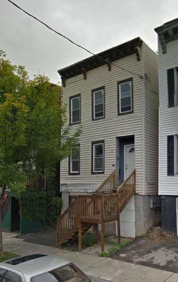 115 Morris St., Albany, $15,000 (Google Maps) Photo: Hornbeck, Leigh