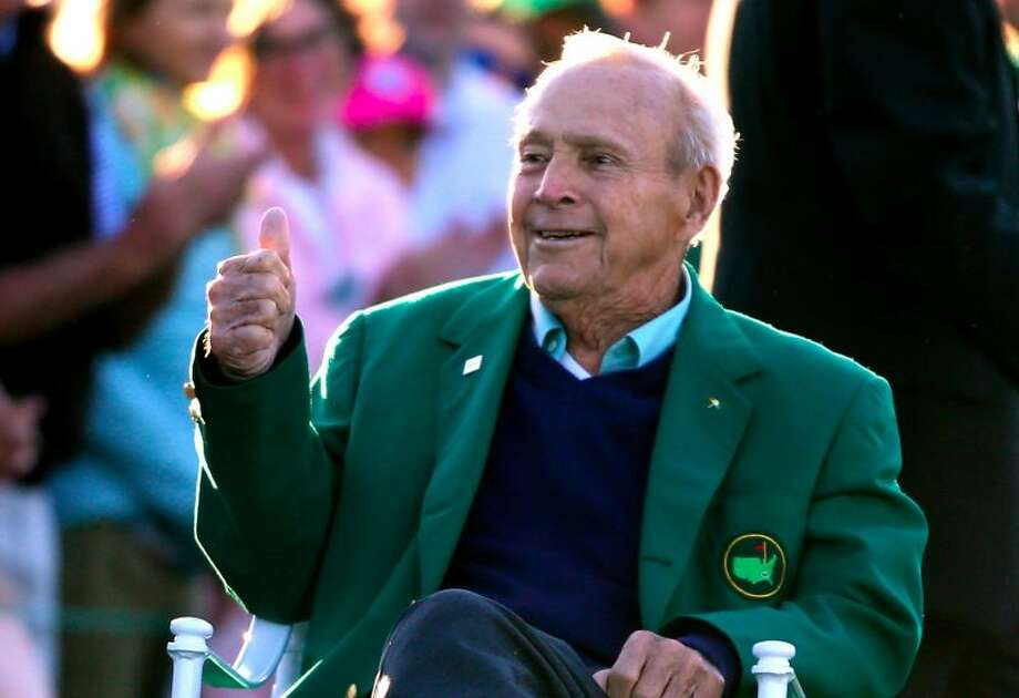 According to Golf Digest, Arnold Palmer died Sunday in Pittsburgh. He was 87.