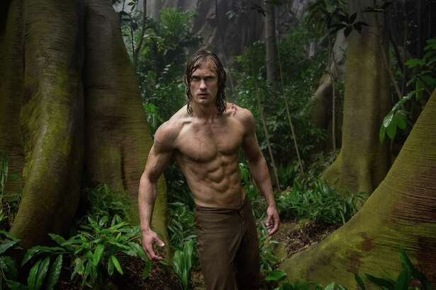 "Alexander Skarsgård leaves his castle for the Congo in ""The Legend of Tarzan."""