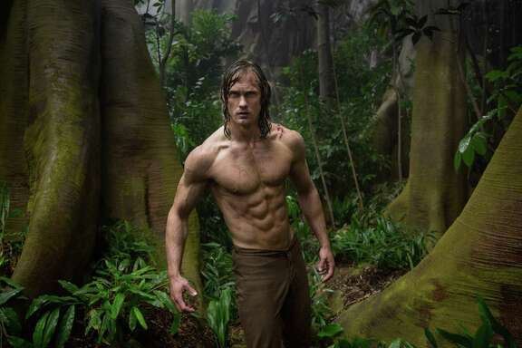 """Alexander Skarsgård leaves his castle for the Congo in """"The Legend of Tarzan."""""""