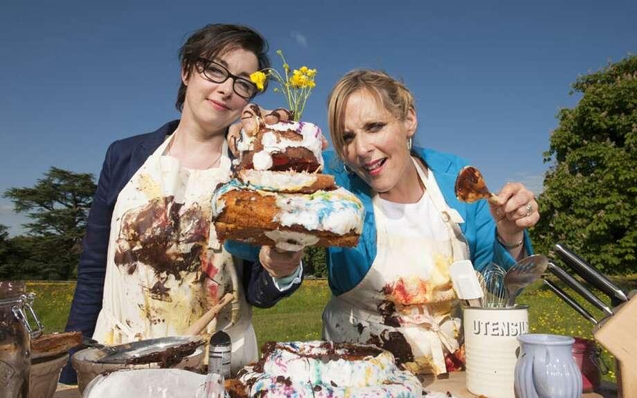 The Great British Baking ShowPBS at 9 p.m., premieres Friday, June 16 Photo: Phil Bray/Netflix