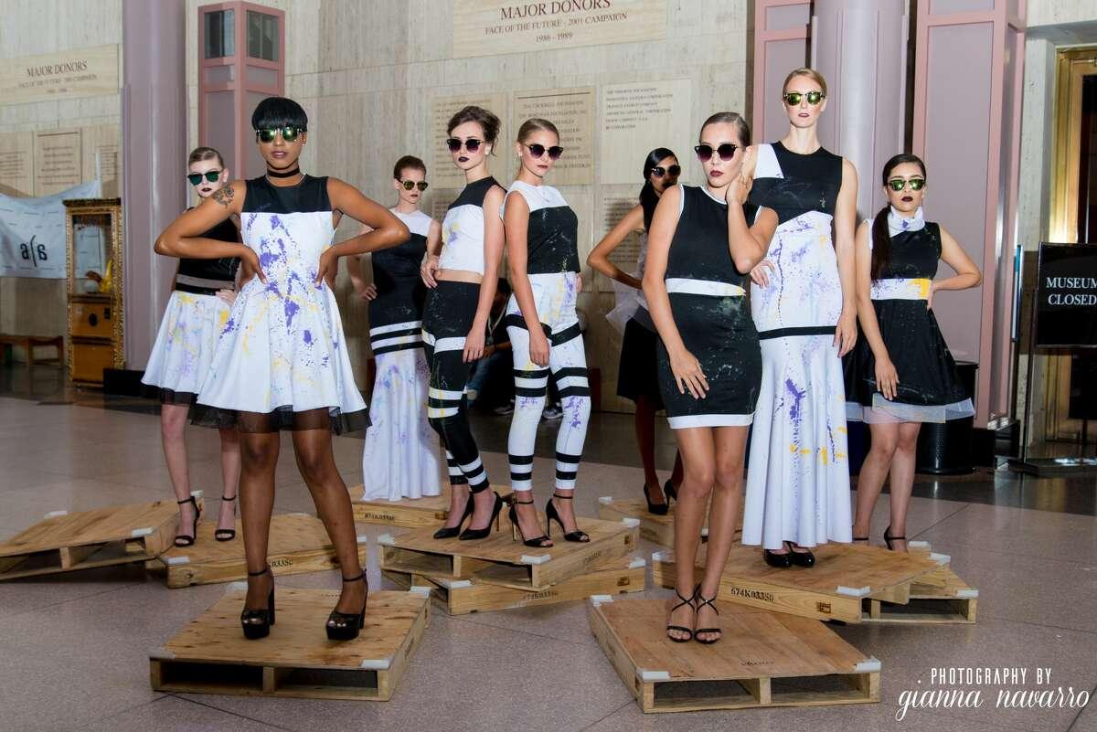 Alantude Fall Winter 2016 Fashion Show
