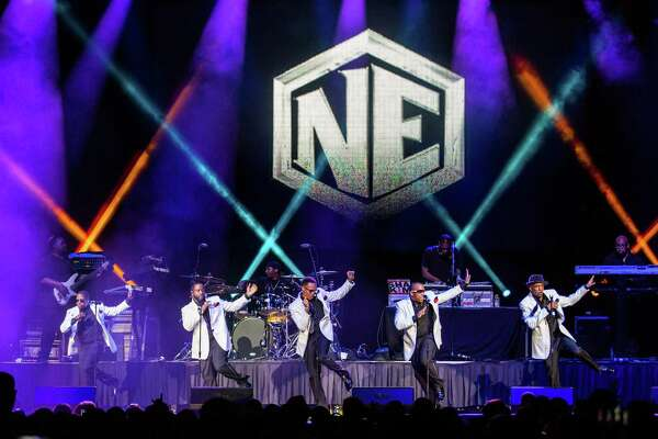 New Edition, performing at Joe Louis Arena in Detroit during the Holiday Jam in 2015, is coming to the Webster Bank Arena in Bridgeport on Thursday, July 7.