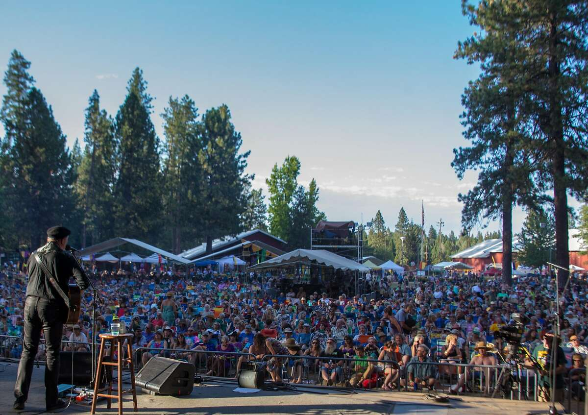 The annual California WorldFest brings world music to Grass Valley, Ca.