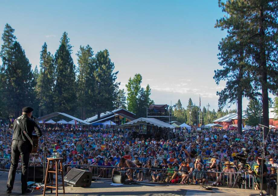 The annual California WorldFest brings world music to Grass Valley. Photo: Alan Sheckter