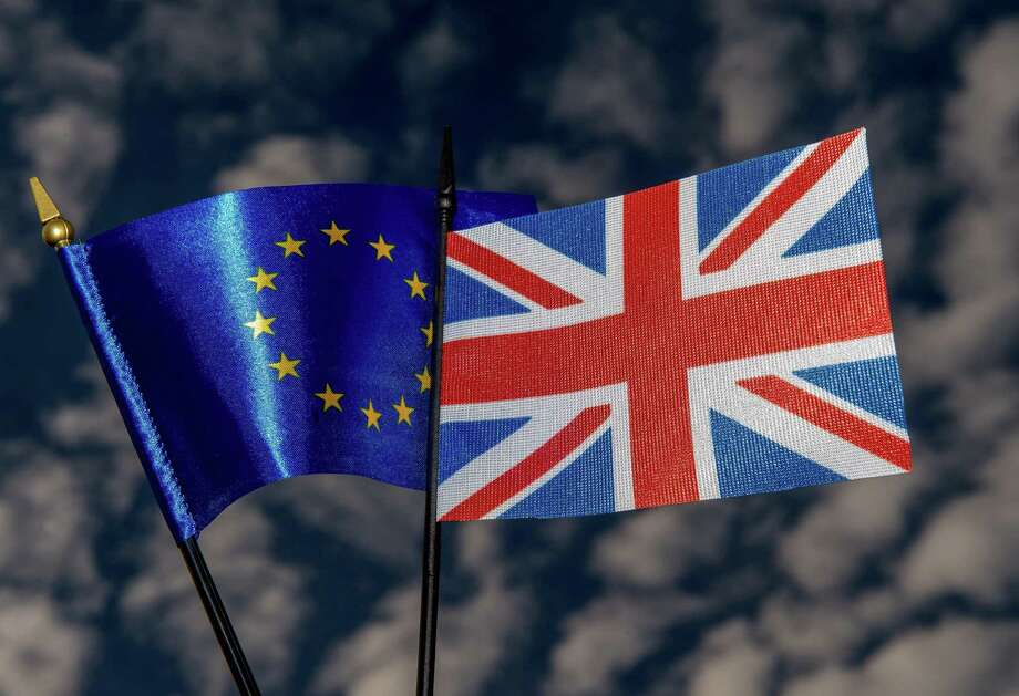 As the EU and the United Kingdom head toward a split, the U.S. should be wary of any moves that could lead to the disintegration of the EU, threatening the peace that has long reigned in Europe. Photo: PHILIPPE HUGUEN /AFP /Getty Images / AFP or licensors