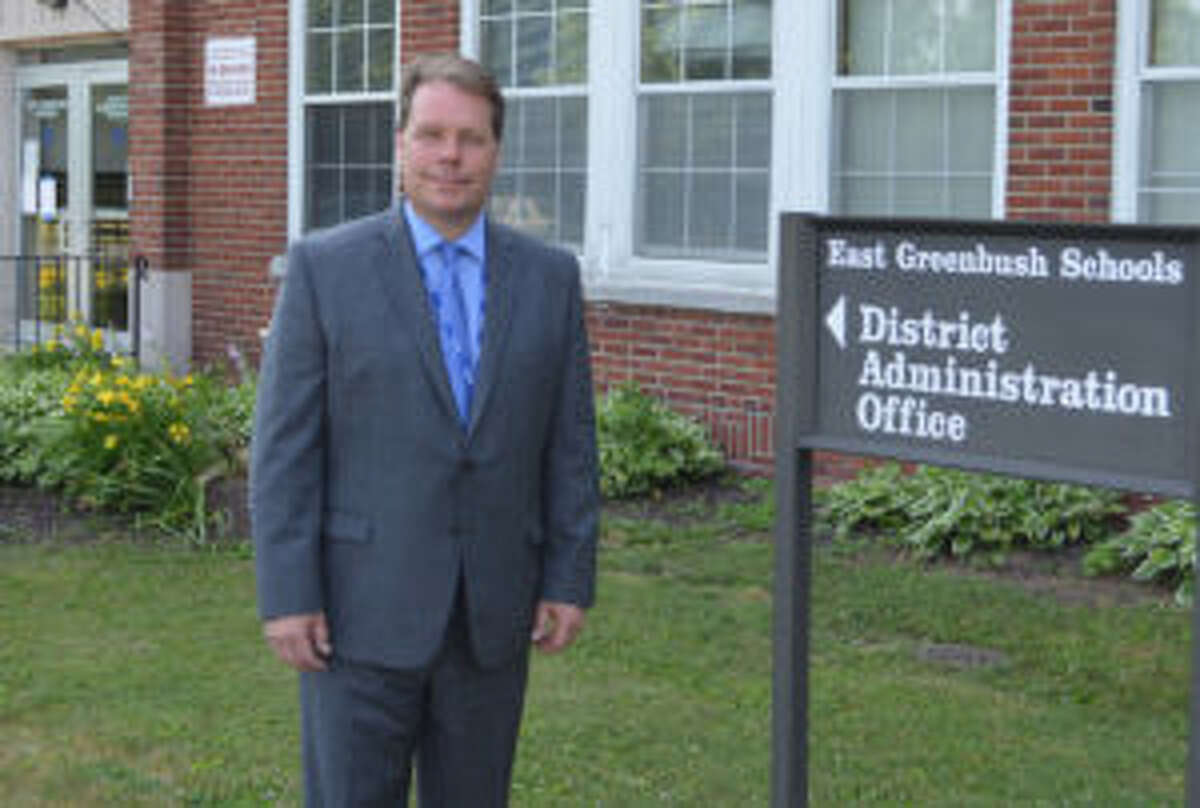New East Greenbush Central School District Superintendent Jeffrey P. Simons began his job on Friday, July 1, 2016. (East Greenbush Central School District)