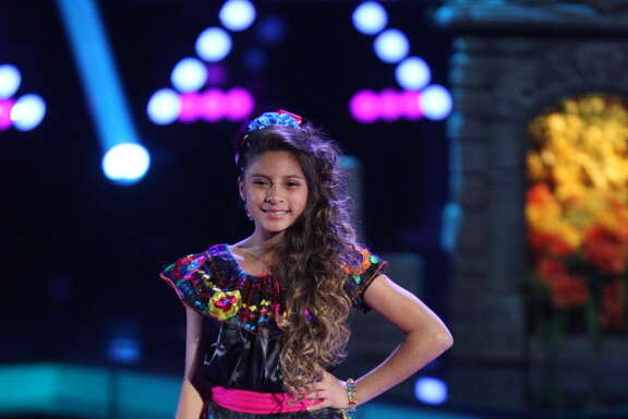 Magallie Montiel, 13