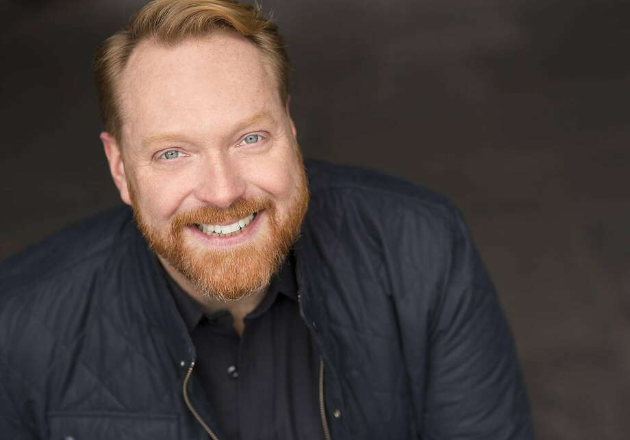 """Kevin Allison is the host of """"Risk! Live,"""" a storytelling series. Photo: Courtesy Kevin Allison"""
