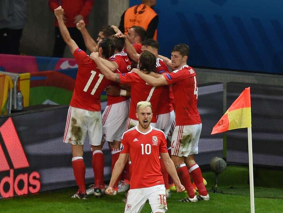 Wales stuns Belgium 3-1 in Euro 2016 quarterfinal