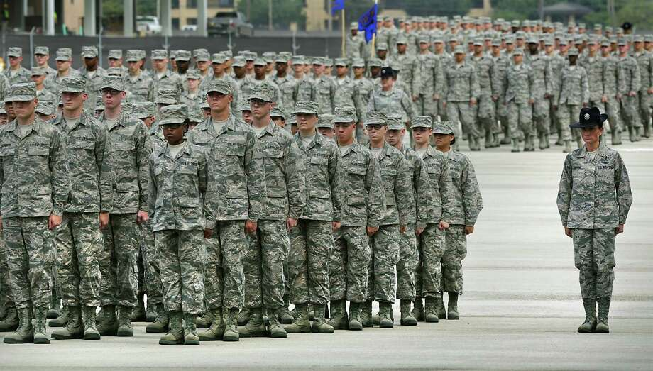 Joint Base San Antonio contributes $28.8 billion annually to the state's economy and supports about 283,000 Texans in some capacity, according to a report from the Texas Comptroller's office. Photo: San Antonio Express-News /File Photo / San Antonio Express-News