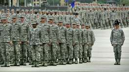 Joint Base San Antonio contributes $48.7 billion annually to the state's economy and supports about 283,000 Texans in some capacity, according to a report from the Texas Comptroller's office.
