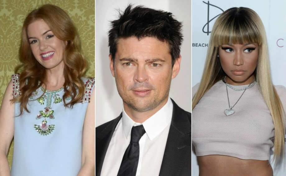 KEEP CLICKING TO SEE WHICH CELEBRITIES WEREN'T BORN IN AMERICA (OR CANADA).