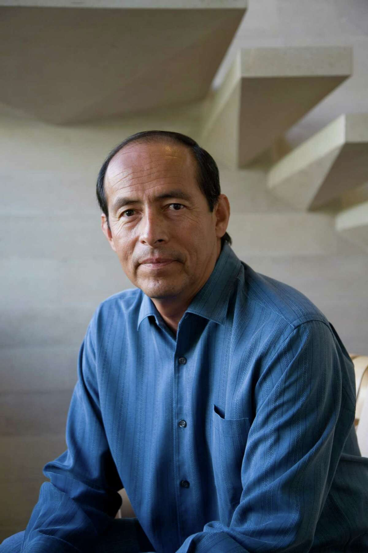 """""""The highest level of engineering is going on here,"""" David Escobedo says."""