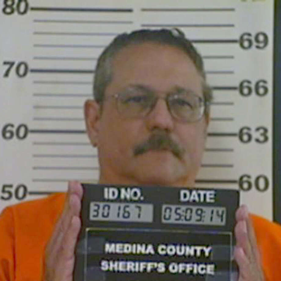 Former Medina County Chief Appraiser James Garcia. Photo: Medina County Sheriff's Office