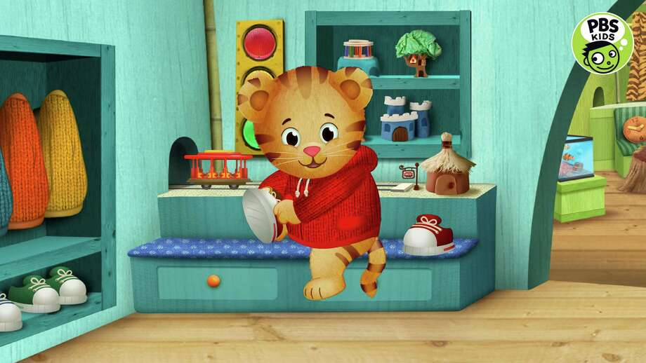 """""""Daniel Tiger's Neighborhood"""" is among the PBS Kids programs that will be streamed on Amazon Prime in a deal announced Friday. Among other programs included in the deal are """"Wild Kratts"""" and Odd Squad. Photo: HONS / PBS/The Fred Rogers Company"""