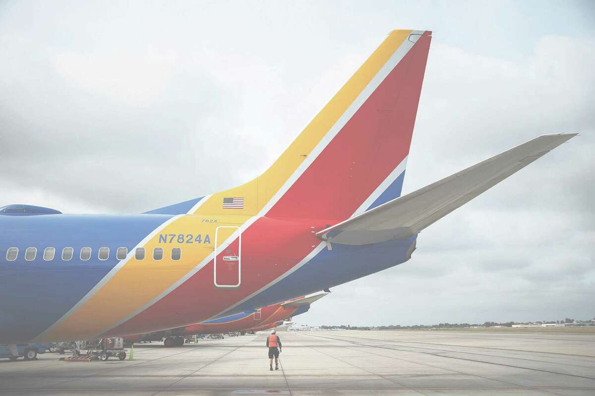 Southwest Airlines experienced a technology outage Wednesday.