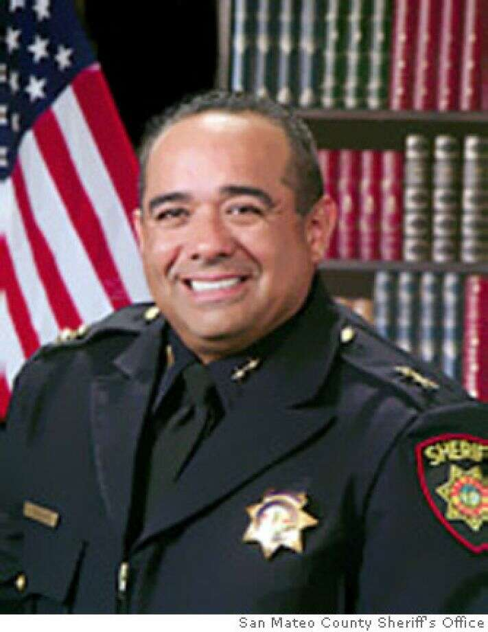 San Mateo County Undersheriff Carlos Bolanos was made acting sheriff after Sheriff Greg Munks announced his retirement on Friday July 1, 2016. Photo: San Mateo County Sheriff's Office / San Mateo County Sheriff's Office