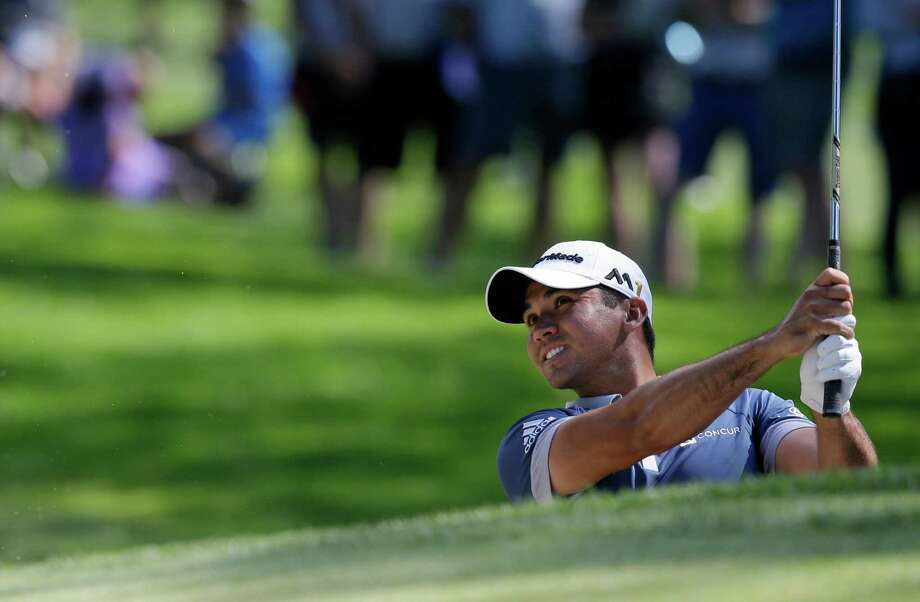 Jason Day shot a 1-under 69 to take a one-shot lead in the second round of the Bridgestone Invitational. Photo: Tony Dejak, STF / Copyright 2016 The Associated Press. All rights reserved. This material may not be published, broadcast, rewritten or redistribu