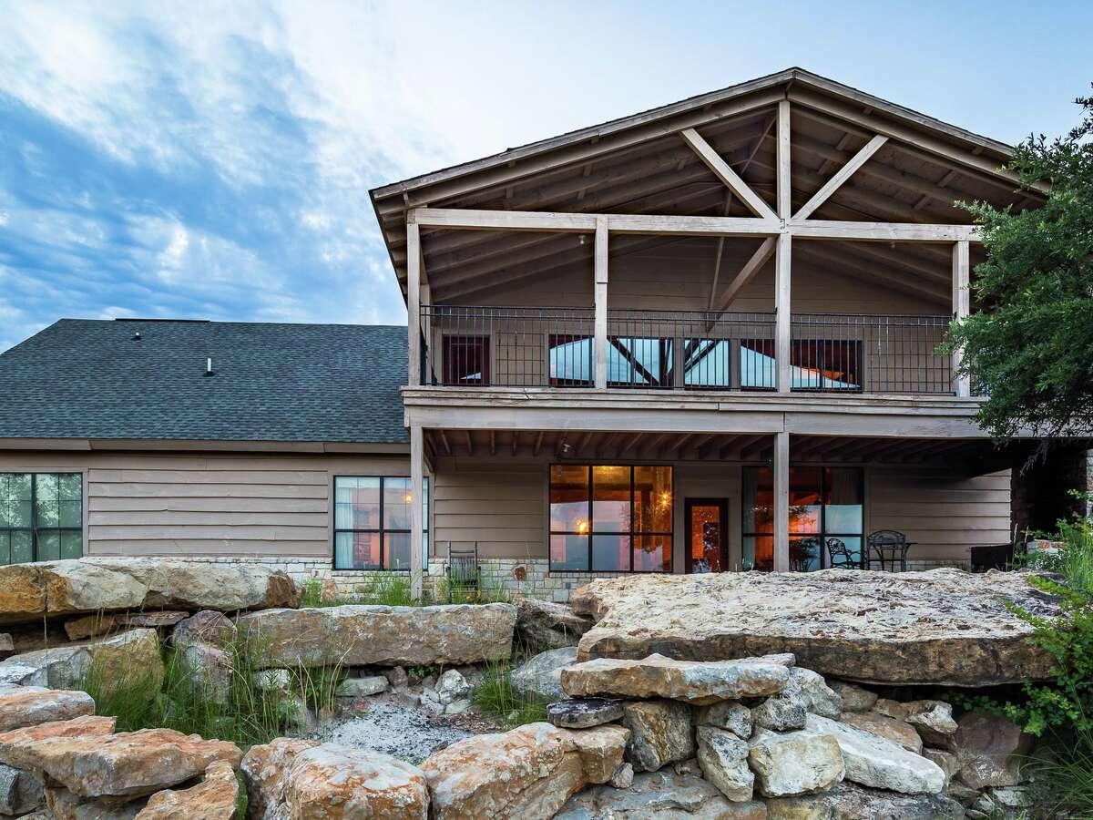Chrystal Falls Ranch 0 FM 283 Eliasville,Texas,75096 Price: $10,380,000 10 bedrooms, seven bathrooms