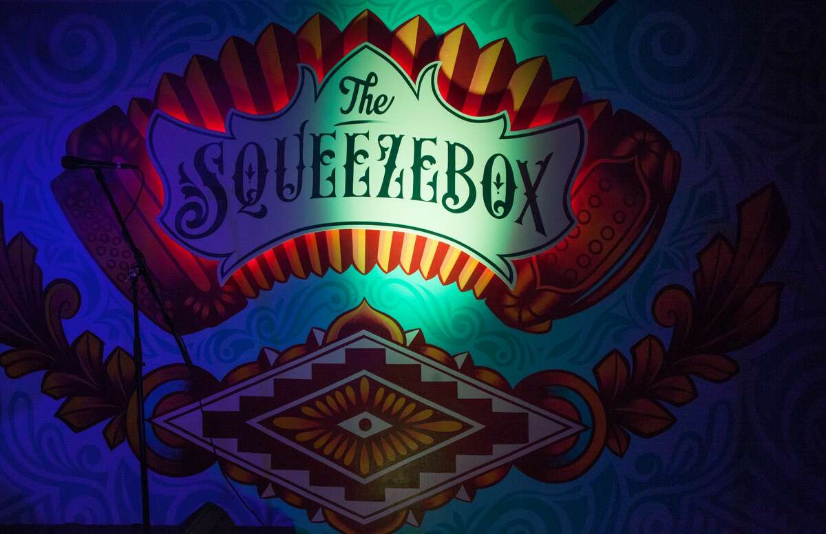 Peligrosa, a Latin music collective based in Austin, is bringing its eclectic mix of cumbia, electro and tropical bass back to The Squeezebox tonight. The collective's Manolo Black and Pagame will headline the bill, and the group will have merch from their SS17 collection for purchase. 10 p.m.-2 a.m. The Squeezebox, 2806 N. St. Mary's St. $3, facebook.com/TheSqueezebox -- Polly Anna Rocha