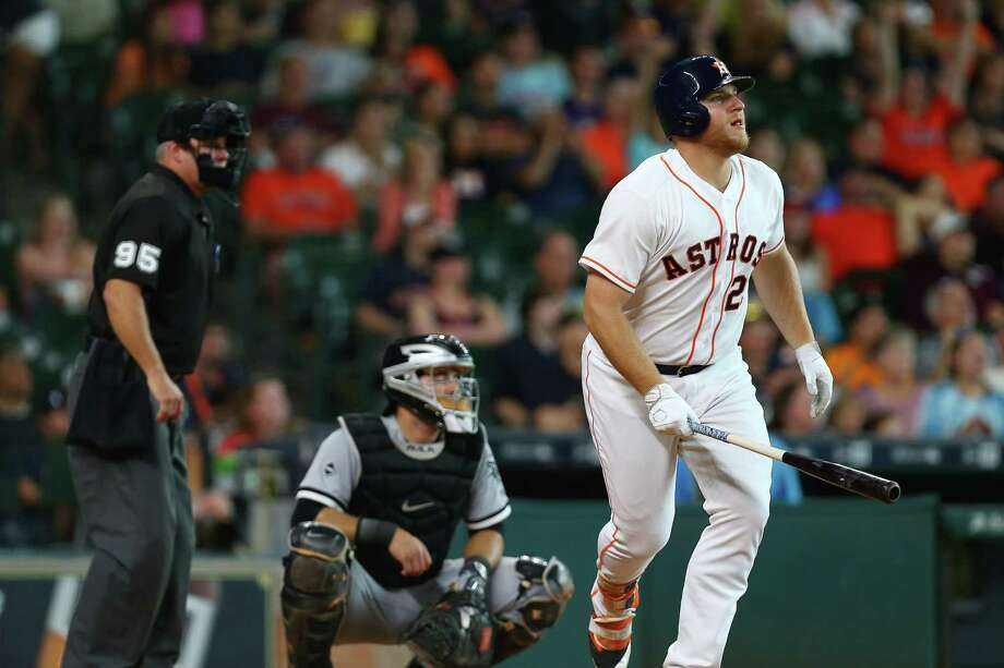 A.J. Reed is now in the White Sox system after Chicago claimed the former Astros prospect off waivers. Photo: Jon Shapley, Houston Chronicle / © 2015  Houston Chronicle