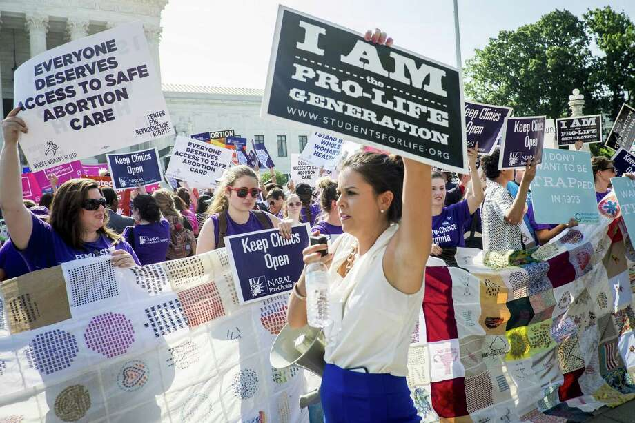 In a 5-3 decision, the U.S. Supreme Court struck down one of the nation's toughest restrictions on abortion, a Texas law that women's groups said would have forced more than three-quarters of the state's clinics to close. Photo: Pete Marovich, Stringer / 2016 Getty Images
