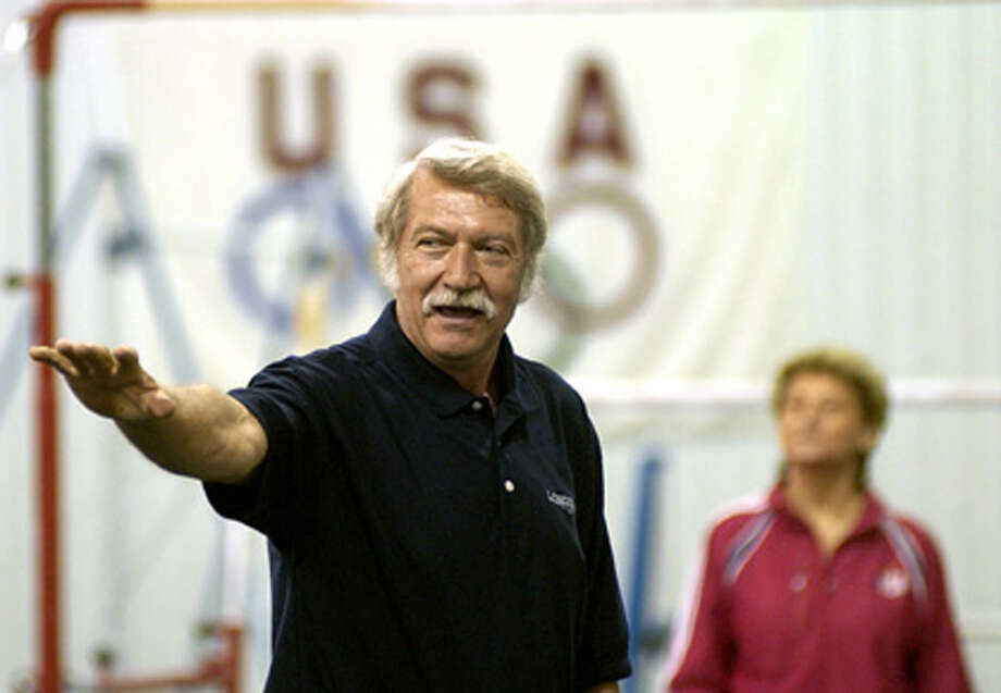 Bela Karolyi and his wife, Martha, built the complex in the last 1990s that serves as the U.S. women's national training center. It sits on a 70-acre portion of their 2,000-acre ranch in Huntsville. Photo: TRAVIS BARTOSHEK, MBR / HUNTSVILLE ITEM