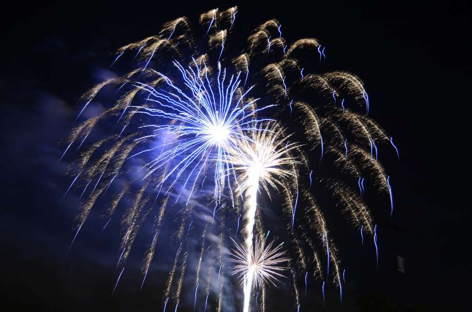 Click through the slideshow to see where to find fireworks across southwestern Connecticut in celebration of Independence Day.  Photo: Vic Eng / Hearst Connecticut Media Group
