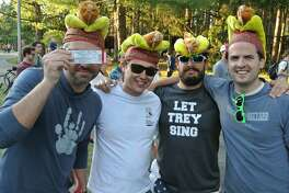 Were you Seen at the Phish concert at SPAC in Saratoga Springs on Saturday, July 2, 2016?