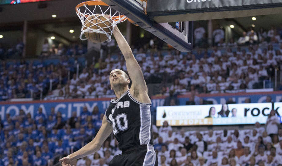 Herb Rudoy, Ginobili's longtime agent, said Sunday that while Ginobili fully intends to finish his career in San Antonio, first the two sides will have to negotiate contract amenable to him.