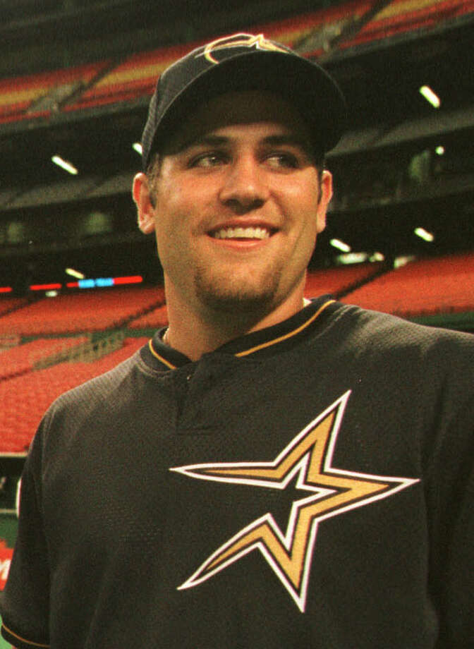 1999: Lance Berkman, OFAstros career: 1,592 GP, .296 average, 326 HRs, 1,090 RBIsOther MLB stops: Yankees, Cardinals, RangersWhat he's doing now:After a stint at his alma mater Rice as a student assistant coach, Berkman recently coached Second Baptist to the TAPPS Class 4A state championship. Photo: Kerwin Plevka, Houston Chronicle / Houston Chronicle