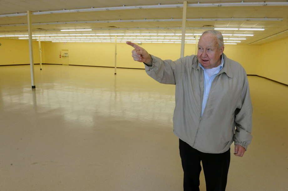 Fort Plain Village Mayor Guy Barton died Friday, July 1, following a brief illness. (Lori Van Buren / Times Union)