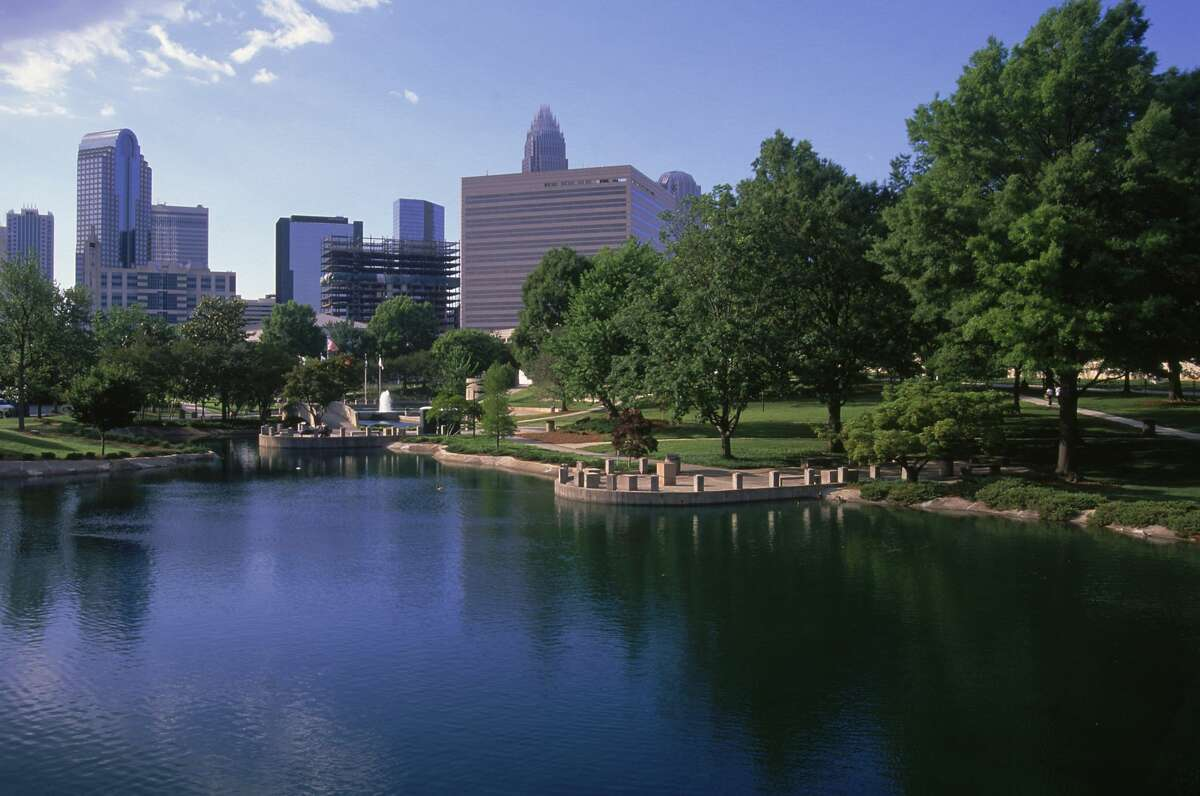 America's rudest cities 14. Charlotte, N.C.Source: Travel & Leisure