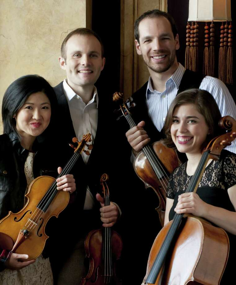 Jasper Quartet Photo: VANESSA BRICENO / 2012 Vanessa Briceno