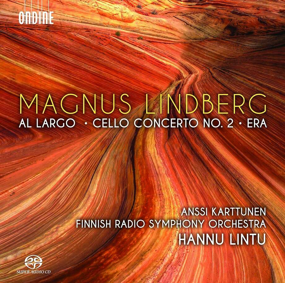 Magnus Lindberg, Orchestral Works Photo: Ondine