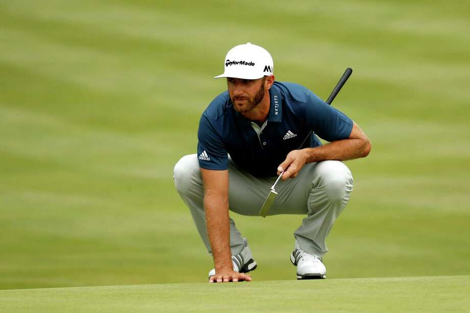 Dustin Johnson shot a 4-under 66 to claim a one-stroke victory at the Bridgestone Invitational. Photo: Gregory Shamus, Stringer / 2016 Getty Images