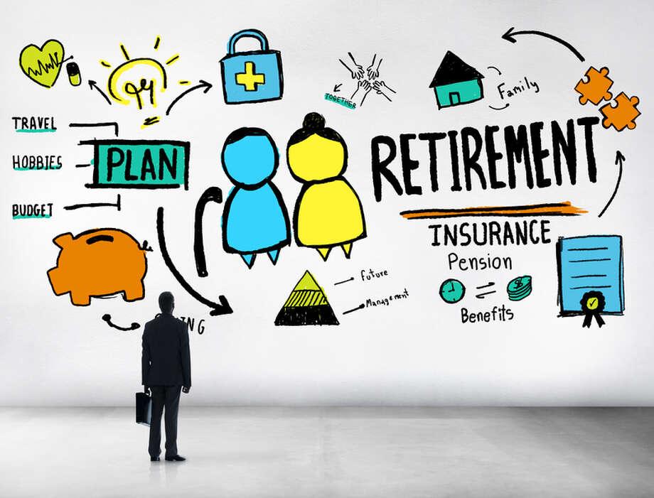 Businessman Retirement Looking Up Qualification Occupation Concept Businessman Retirement Looking Up Qualification Occupation Concept Photo: Fotolia / Rawpixel.com - Fotolia