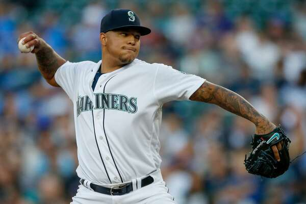 SEATTLE, WA - JUNE 30:  Taijuan Walker #44 of the Seattle Mariners pitches against the Baltimore Orioles in the third inning at Safeco Field on June 30, 2016 in Seattle, Washington.  (Photo by Otto Greule Jr/Getty Images)