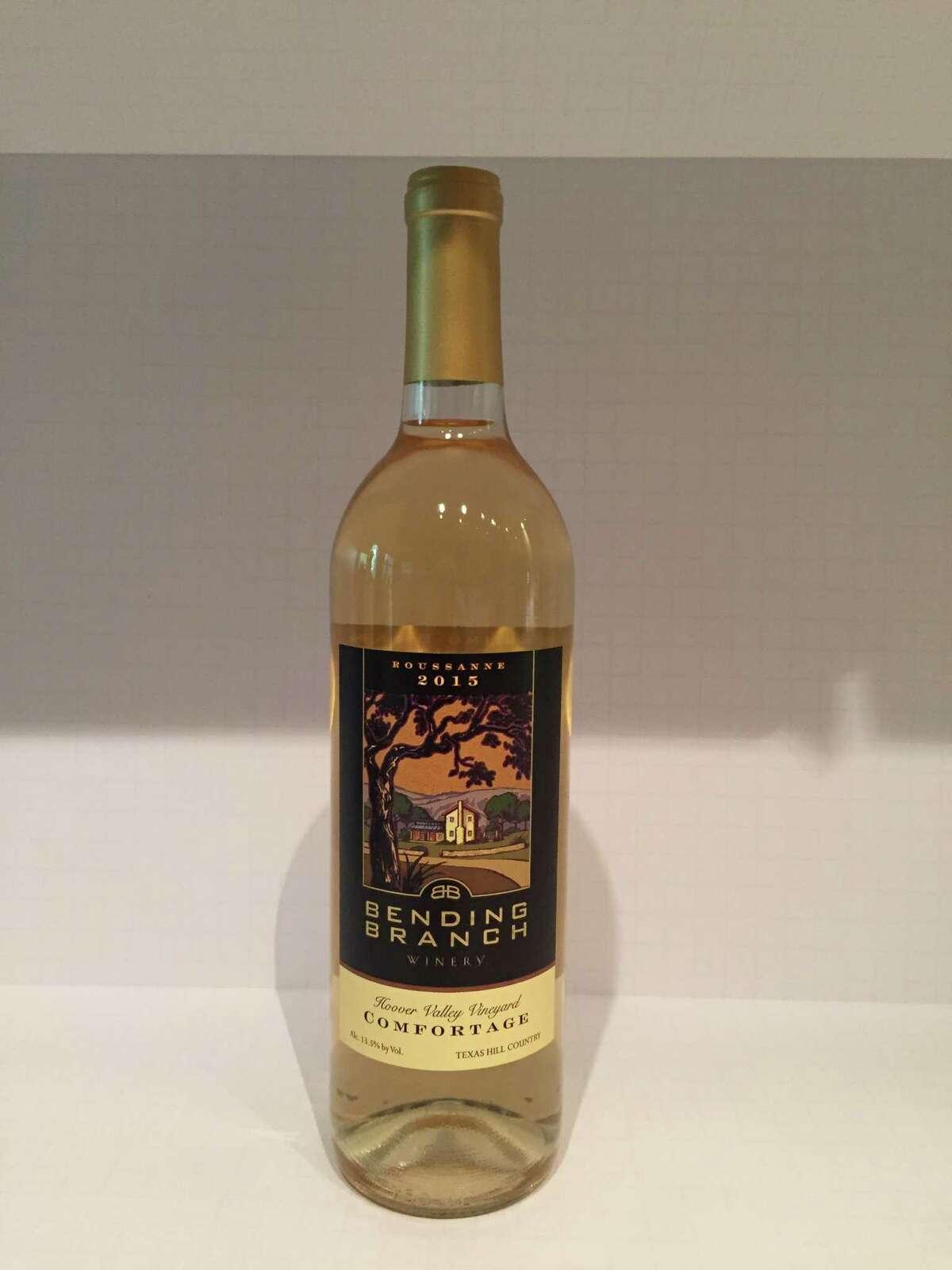 2015 Bending Branch Winery Comfortage