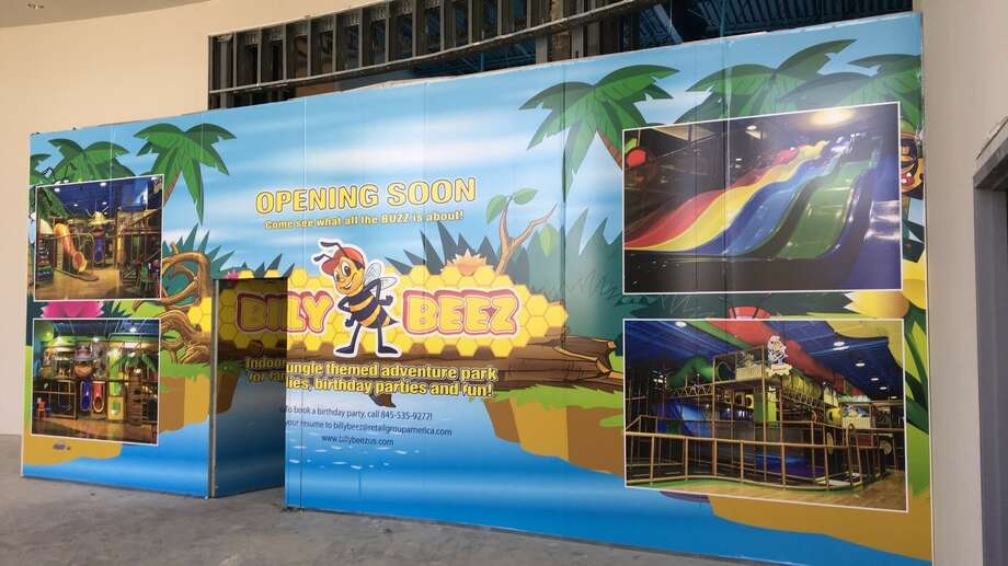 Billy Beez, a jungle-themed obstacle course and game center for kids, is opening its 12th location soon at Crossgates Mall.  (Nicholas Bogel-Burroughs / Times Union)