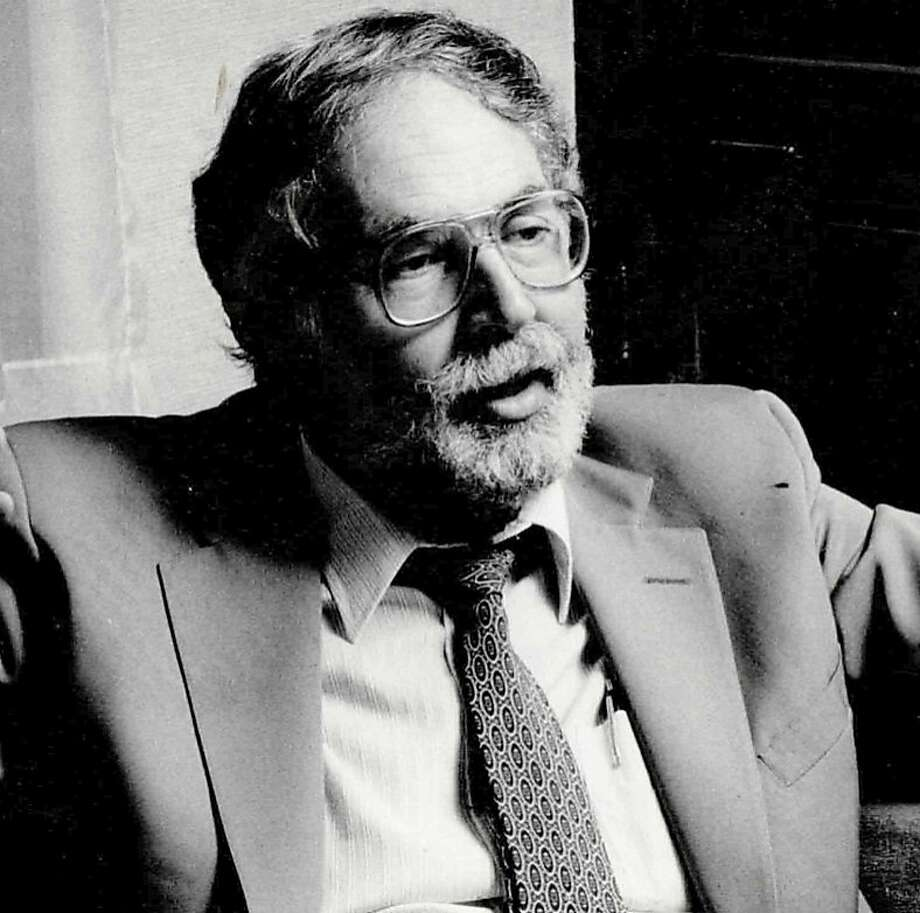 An undated handout photo of Donald Jelinek. Jelinek, who quit a Wall Street law firm to defend civil rights workers in the South and later inmates accused in the Attica prison revolt and Indians who seized Alcatraz Island to dramatize their grievances against the government, died on June 24 at his home in Berkeley, Calif. He was 82. (Jane Scherr via The New York Times) Photo: JANE SCHERR, NYT