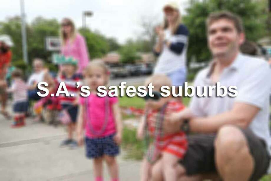 These are the 20 safest suburbs in San Antonio for 2016, according to Niche. Photo: MARVIN PFEIFFER/Marvin Pfeiffer/ EN Communities