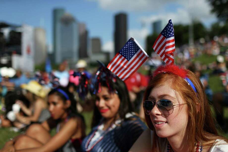 HoustonFreedom over Texas featuring Hunter Hayes, 4 p.m. on July 4 at Eleanor Tinsley Park along Allen Parkway. Country tunes and fireworks, $10 per person the day of the show. Presale available here. Photo: Marie D. De Jesus, Associated Press / Houston Chronicle