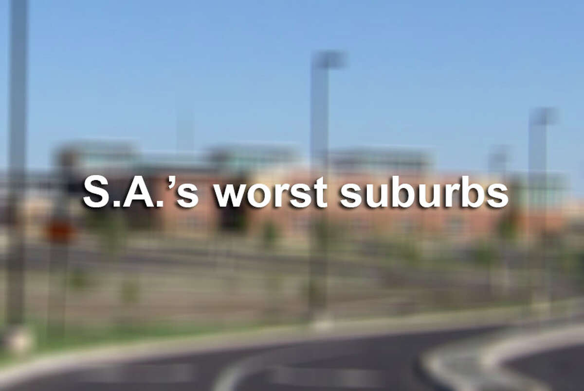 New Braunfels, Windcrest and Live Oak are just a few attractive suburbs in the San Antonio area, but ranking website RoadSnacks is calling them