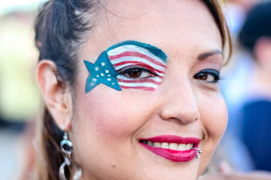 Good old-fashioned patriotism packed Wolff Stadium for H-E-B's Fourth of July Celebration after the San Antonio Missions' game with the Springfield Cardinals. Photo: Jason Gaines